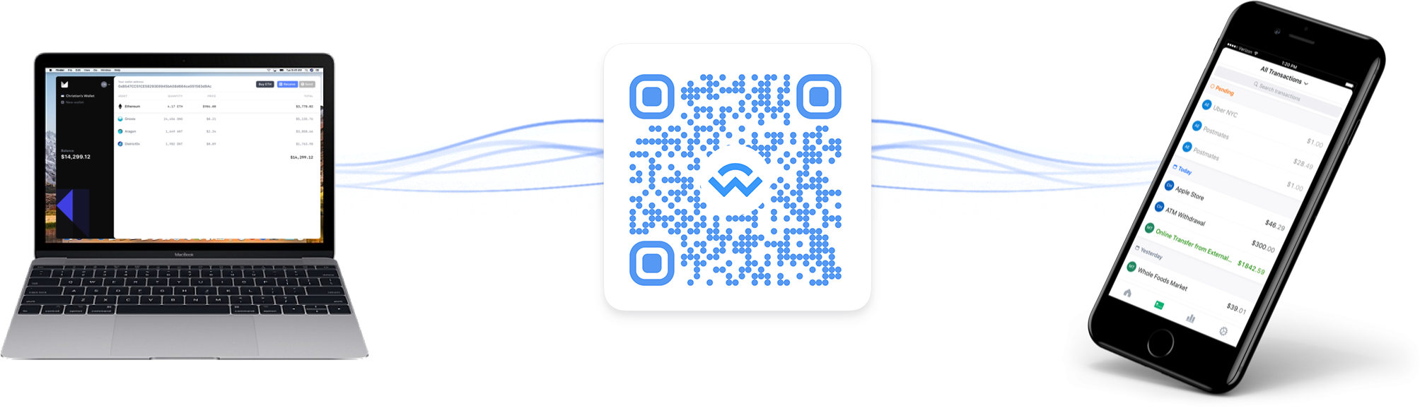 Wallet Connect - The Top 5 crypto Mobile Wallets To Collect NFT's
