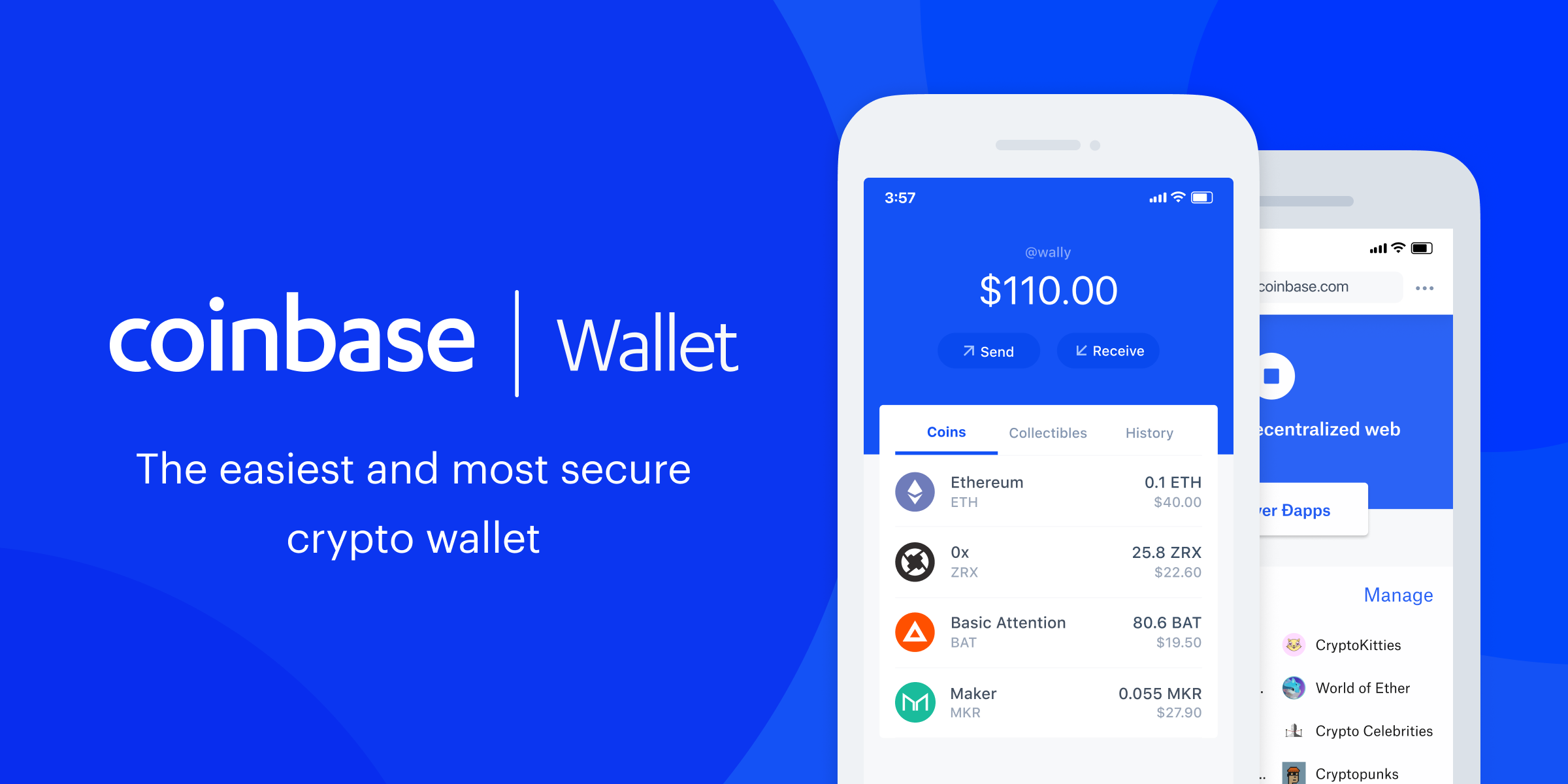 Coinbase Wallet Tosh Wallet - The Top 5 Wallets To Collect NFT's